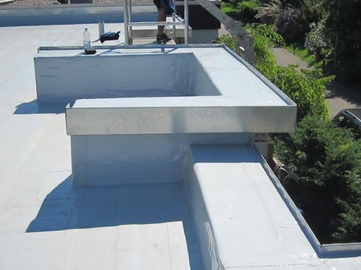 Flachdach Ettlingen Sanieren, Flachdachspezialist Wagner, Dach Decken Karlsruhe